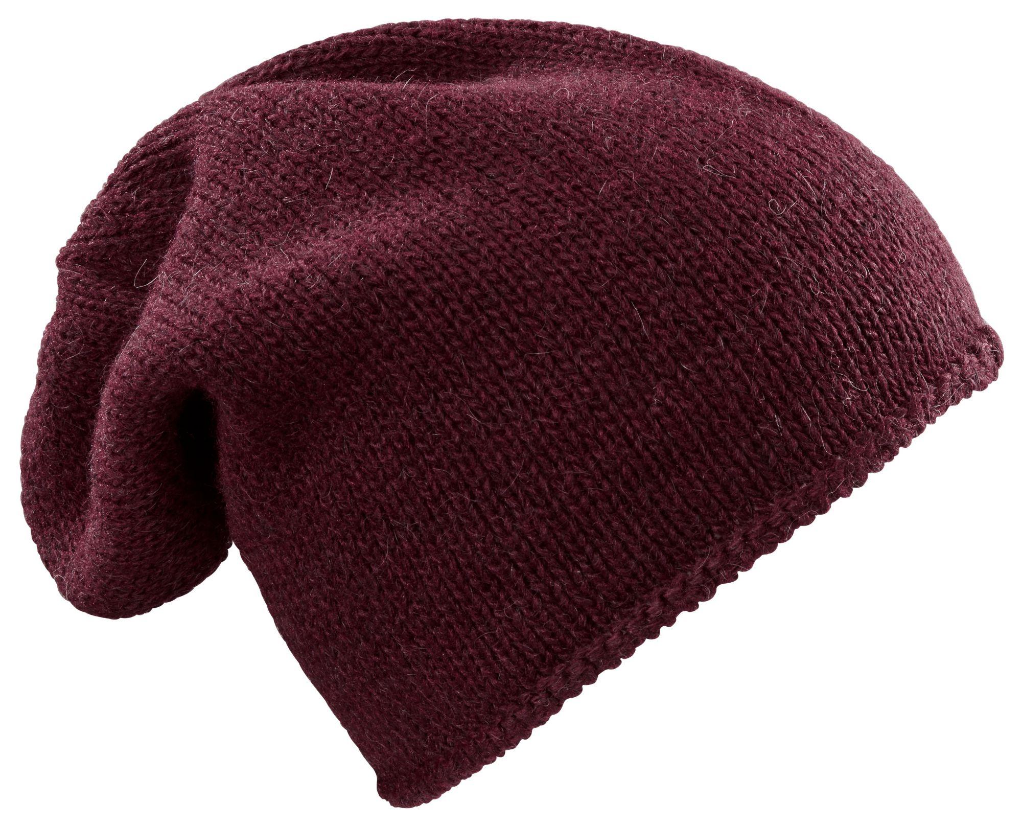 COLLEZIONE ALESSANDRO  Mütze von  mit Alpakawolle