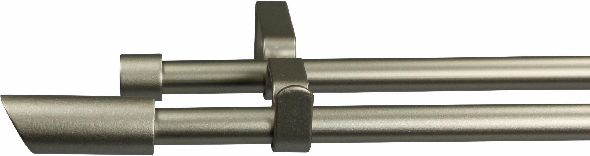 GARESA Gardinenstange 16 mm Zyli, ohne Ringe, nach Maß