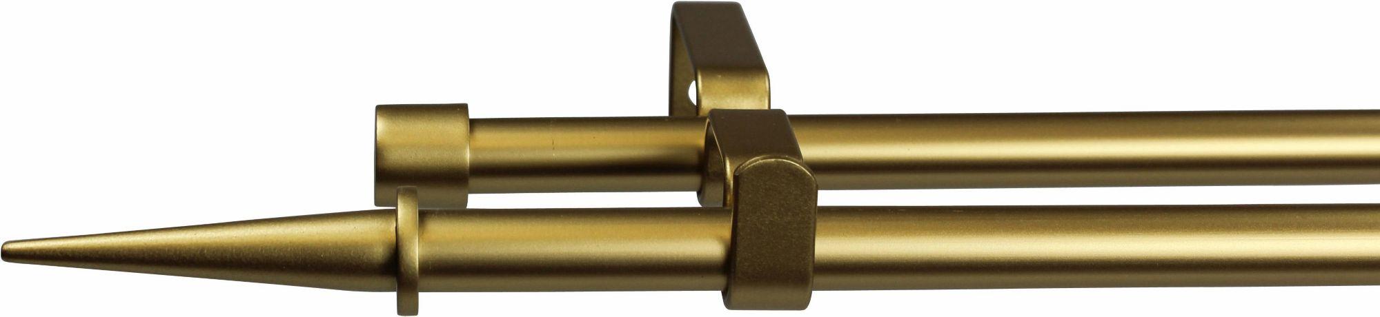 GARESA Gardinenstange 16 mm Virsus, ohne Ringe, nach Maß