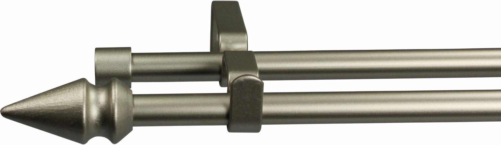 GARESA Gardinenstange 16 mm Spyrna, ohne Ringe, nach Maß