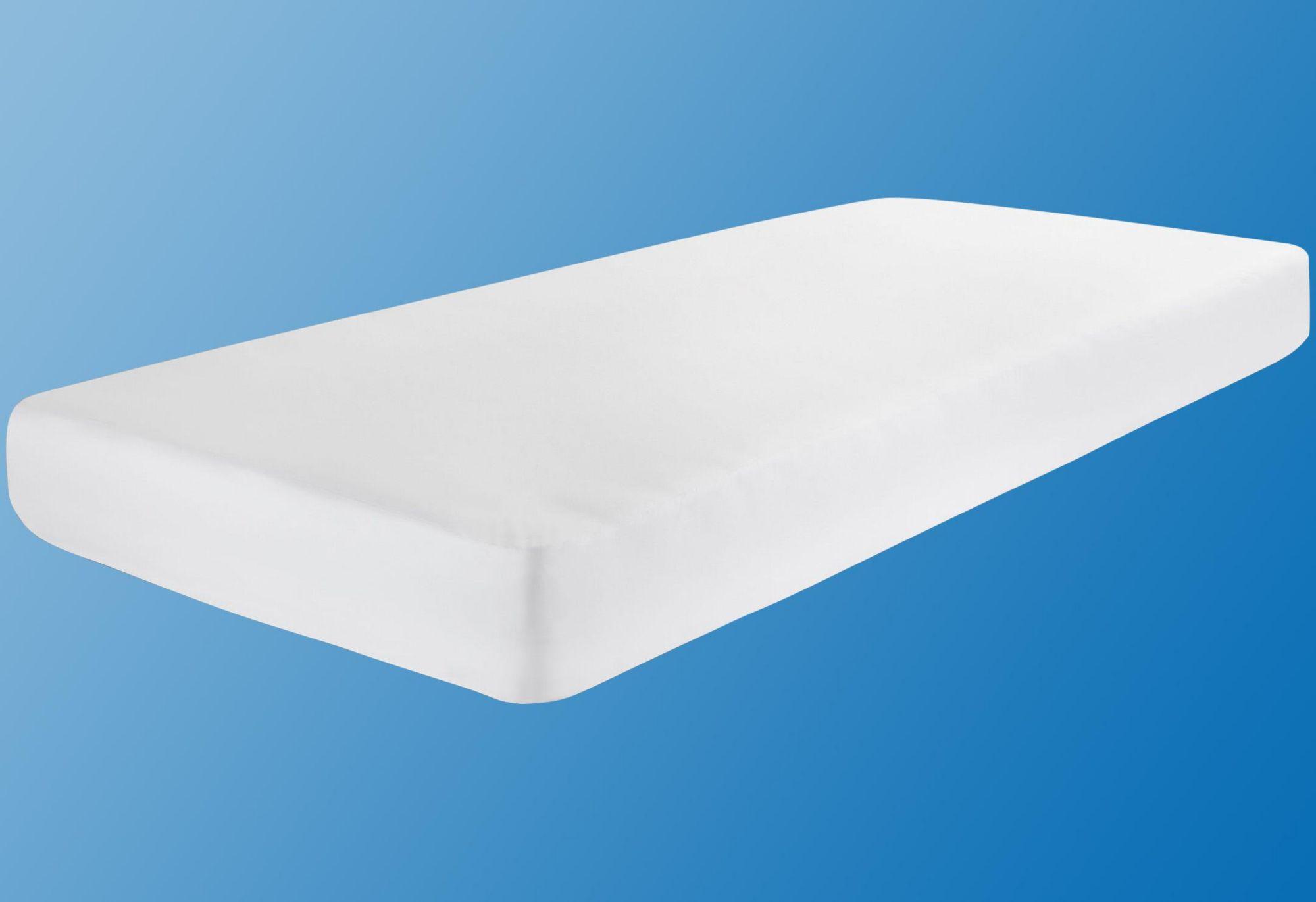 DORMISETTE Matratzenspannbetttuch, »Dormisette Protect & Care wasserdichtes Spannbettlaken«, Dormisette