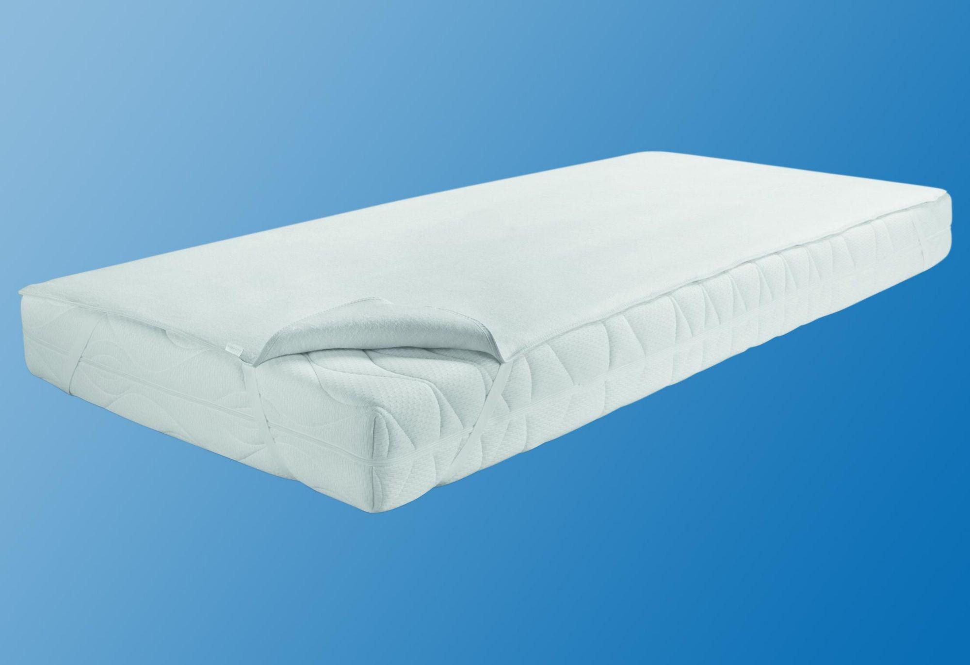 DORMISETTE Matratzenauflagen, »Dormisette Protect & Care Molton-Matratzenauflage«, Dormisette