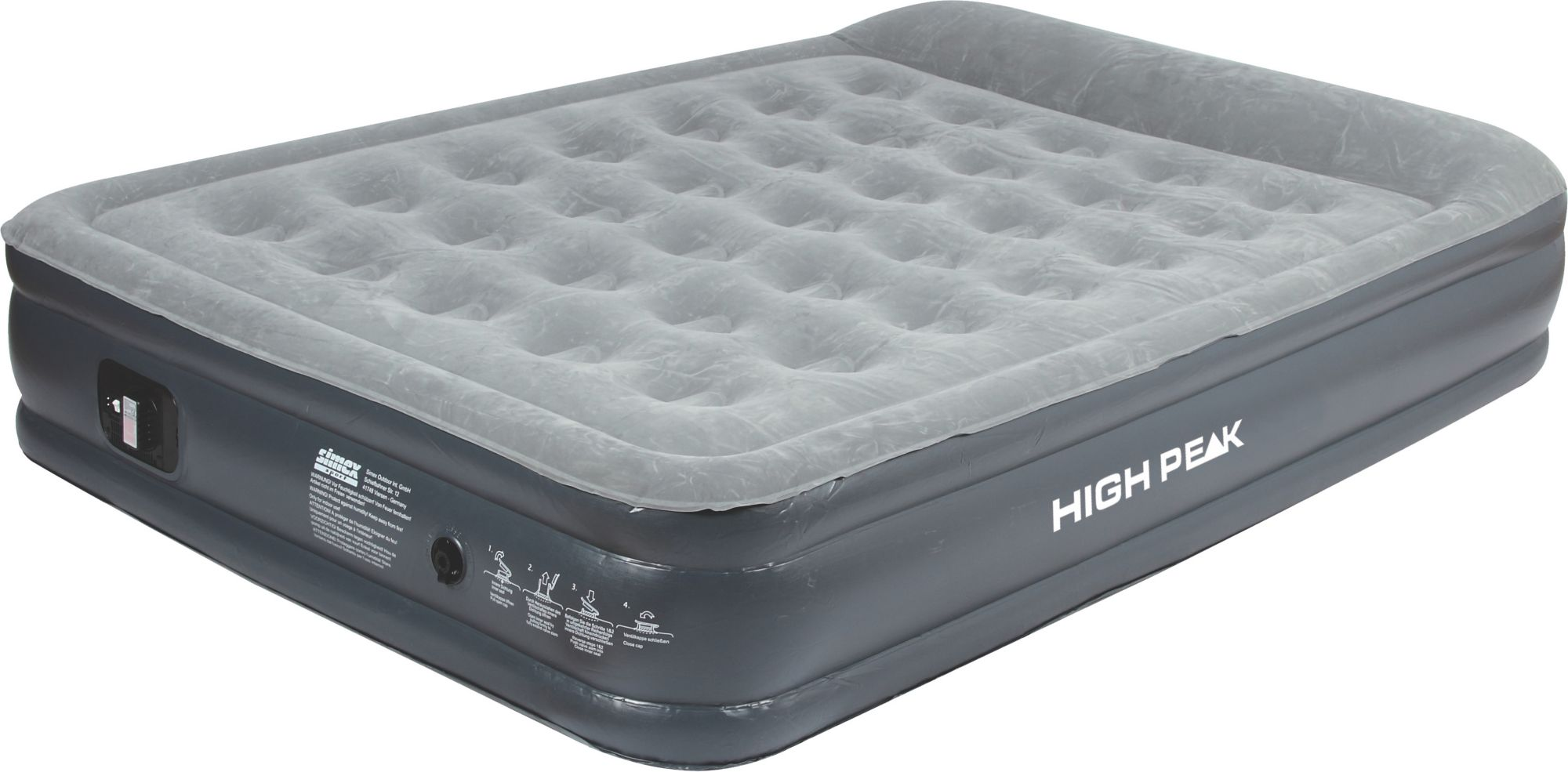 HIGH PEAK High Peak Luftbett, »Smooth Comfort Double«