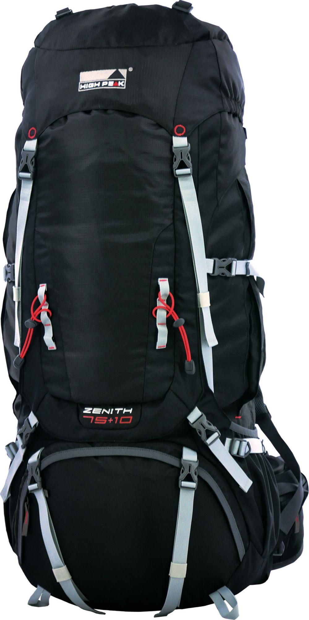 HIGH PEAK Backpack Zenith 75+10, Rucksack