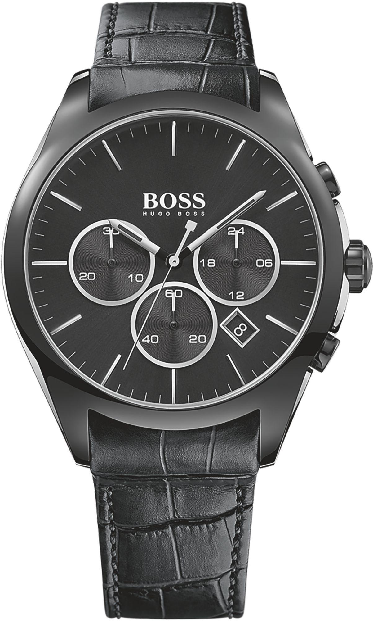BOSS Boss Chronograph »ONYX, 1513367«