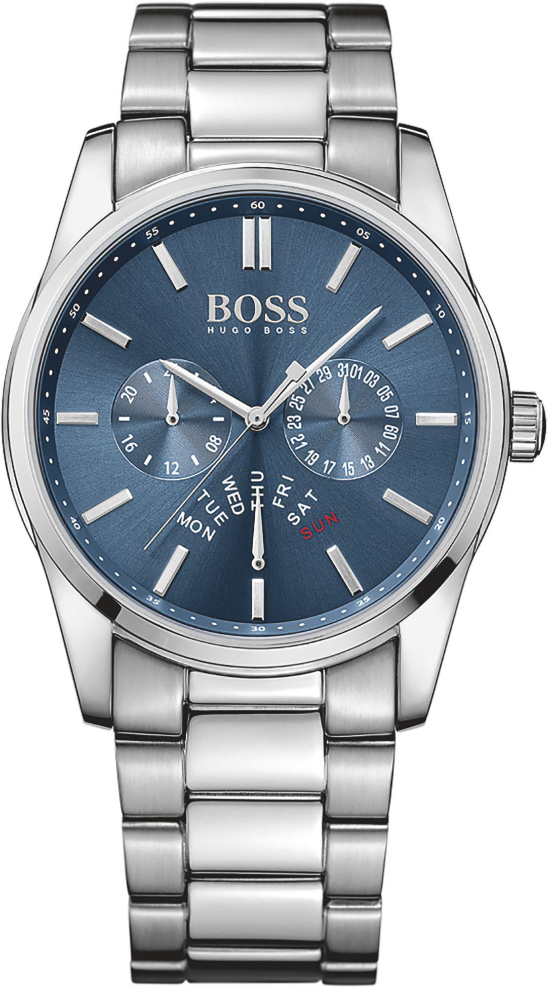 BOSS Boss Multifunktionsuhr »HERITAGE, 1513126«