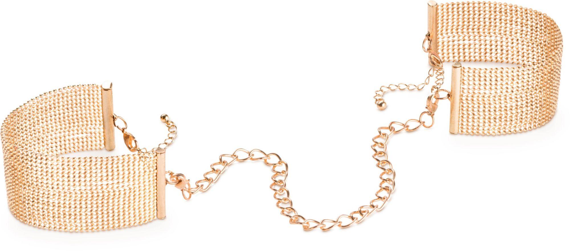 BIJOUX INDISCRETS Bijoux Indiscrets Handschellen und Armband »Magnifique Handcuffs«