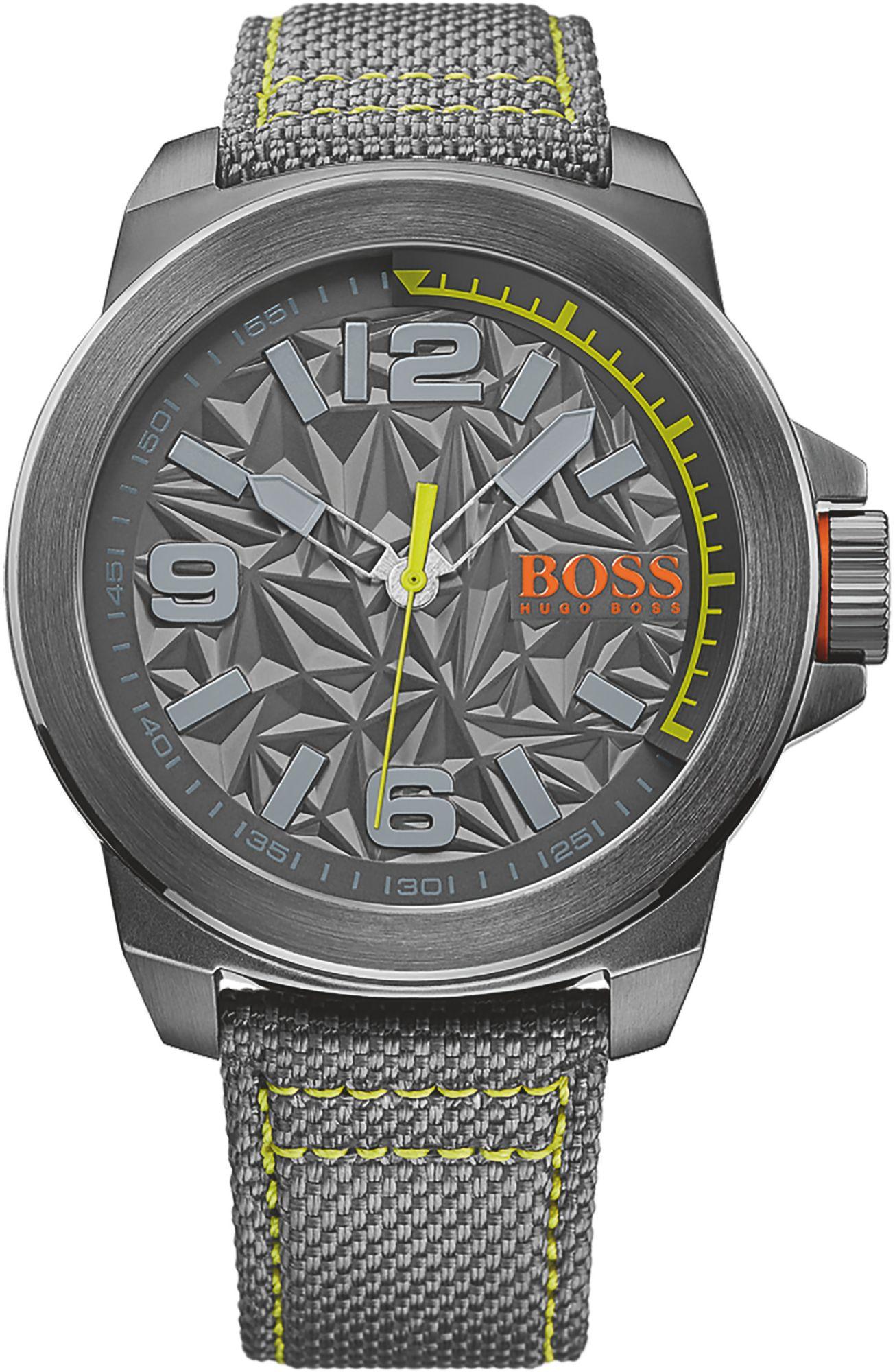 BOSS ORANGE Boss Orange Quarzuhr »NEW YORK, 1513344«