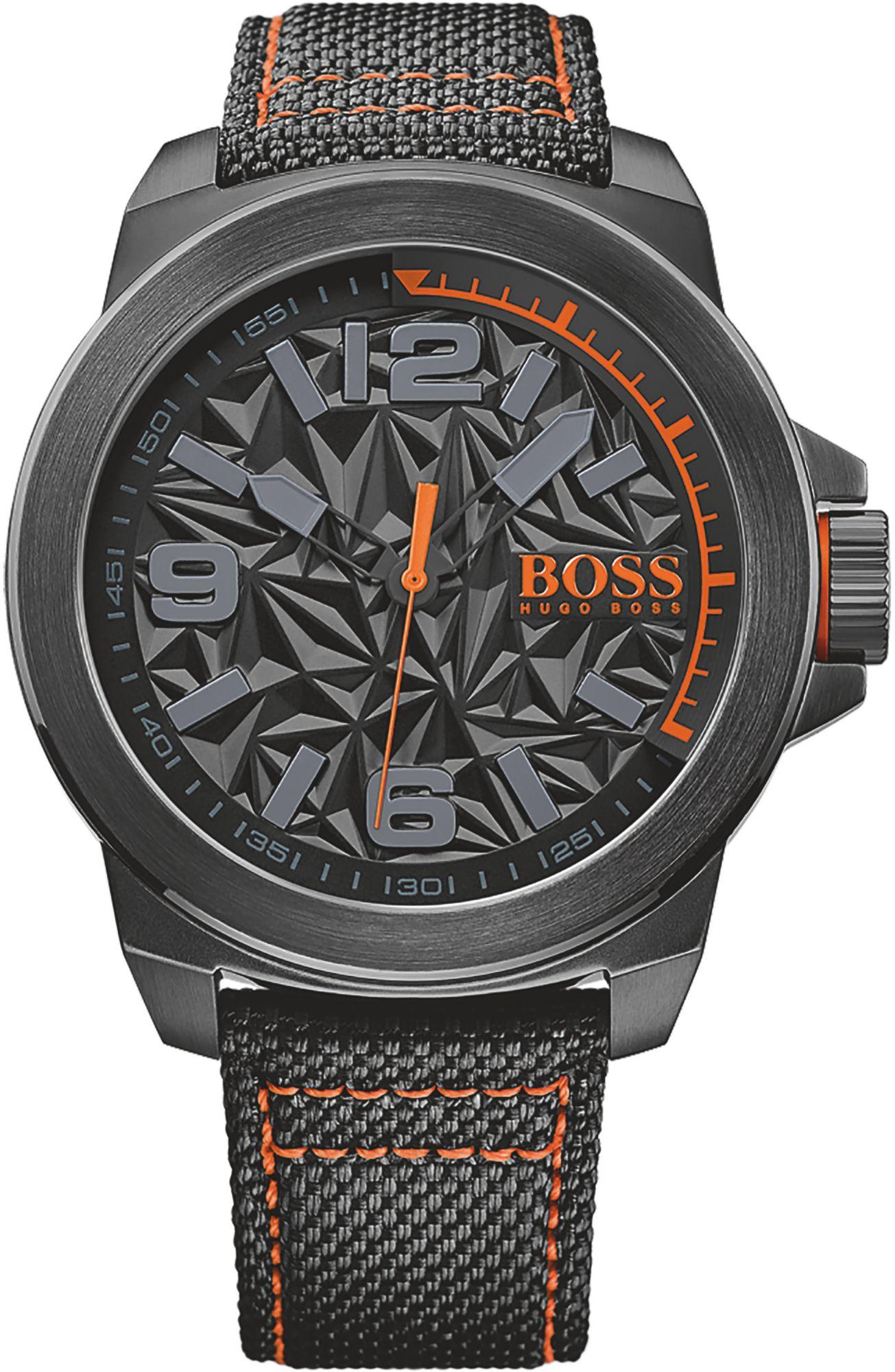 BOSS ORANGE Boss Orange Armbanduhr, »NEW YORK, 1513343«