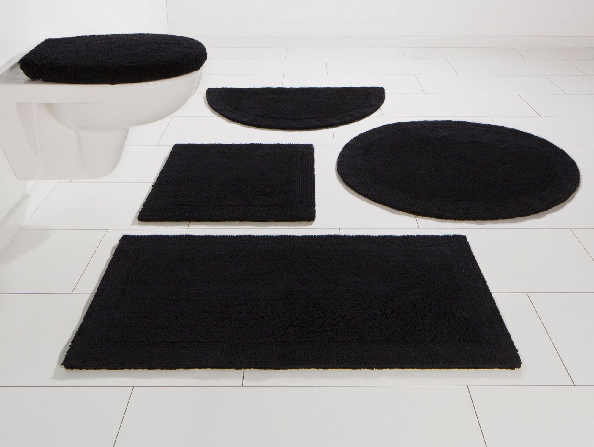 HOME AFFAIRE COLLECTION Badematte, Home Affaire Collection, »Kapra«, beidseitig verwendbar, Bio Baumwolle