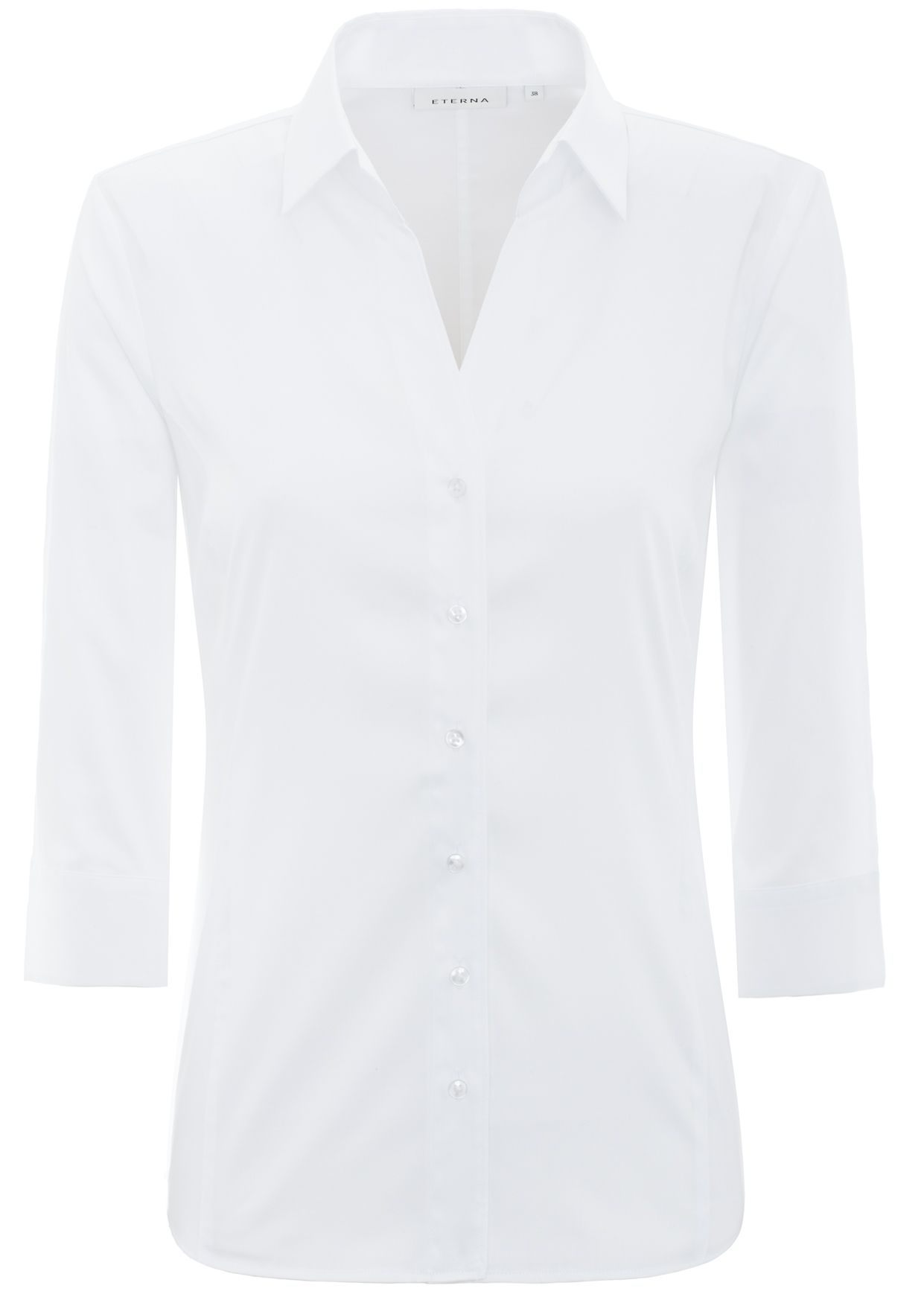 ETERNA  3/4-Arm Bluse »COMFORT FIT«