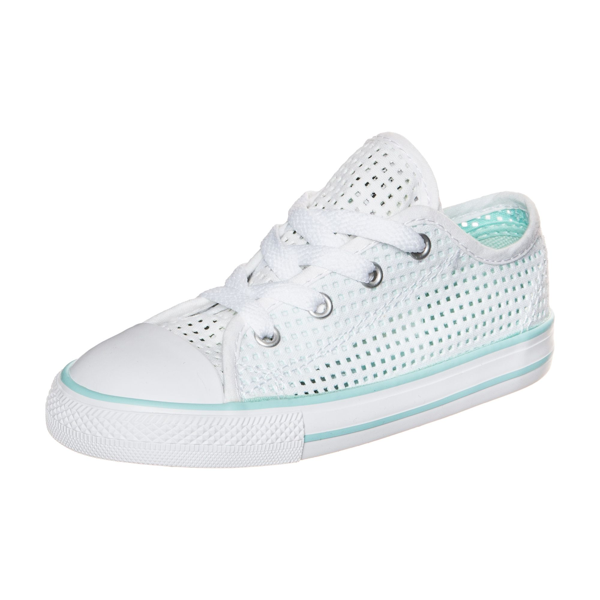 CONVERSE Converse Chuck Taylor All Star Double Tongue OX Sneaker Kleinkinder