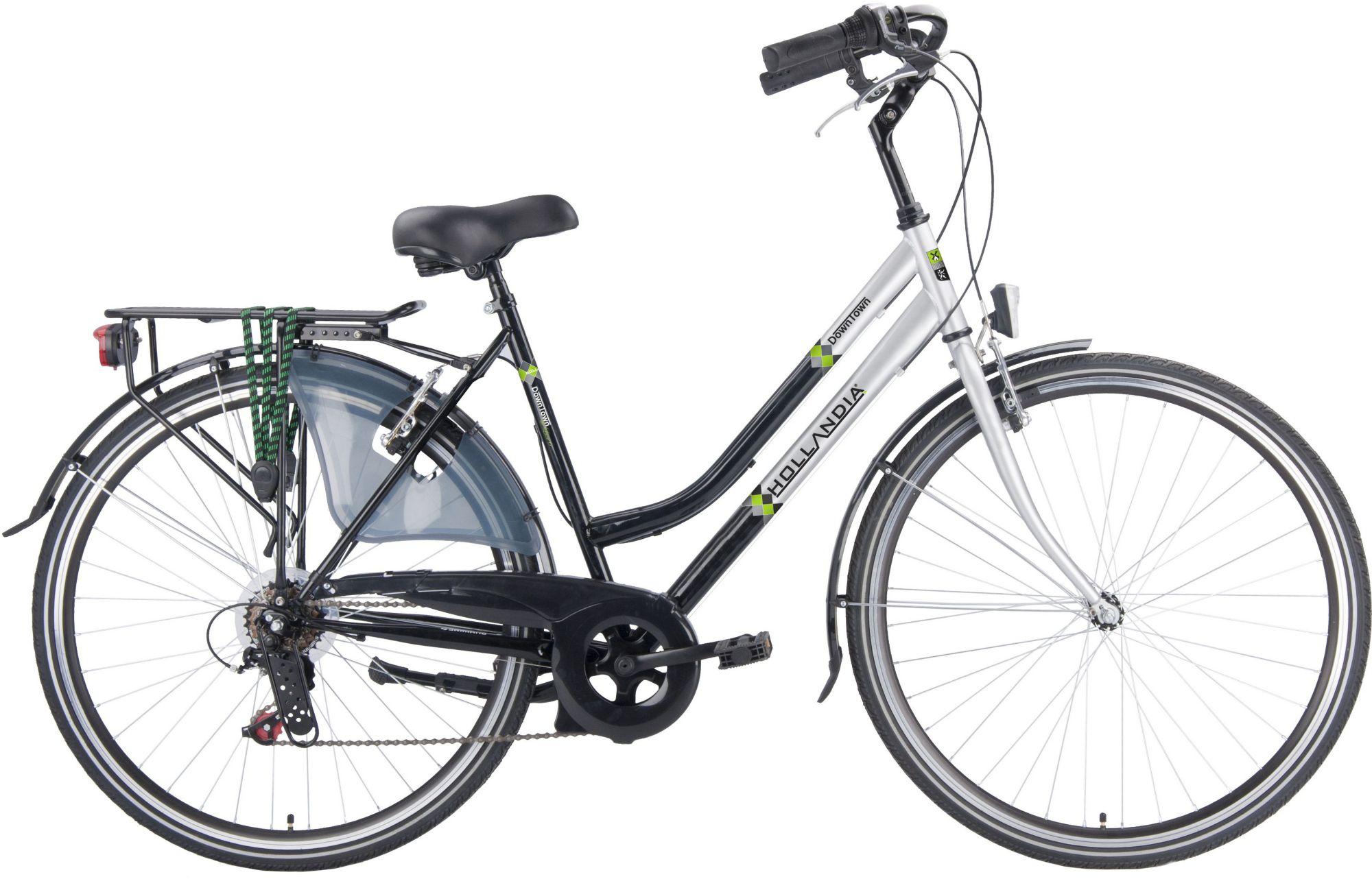 HOLLANDIA Hollandia Damen Citybike, 28 Zoll, 6 Gang Shimano Kettenschaltung, »City Comfort«