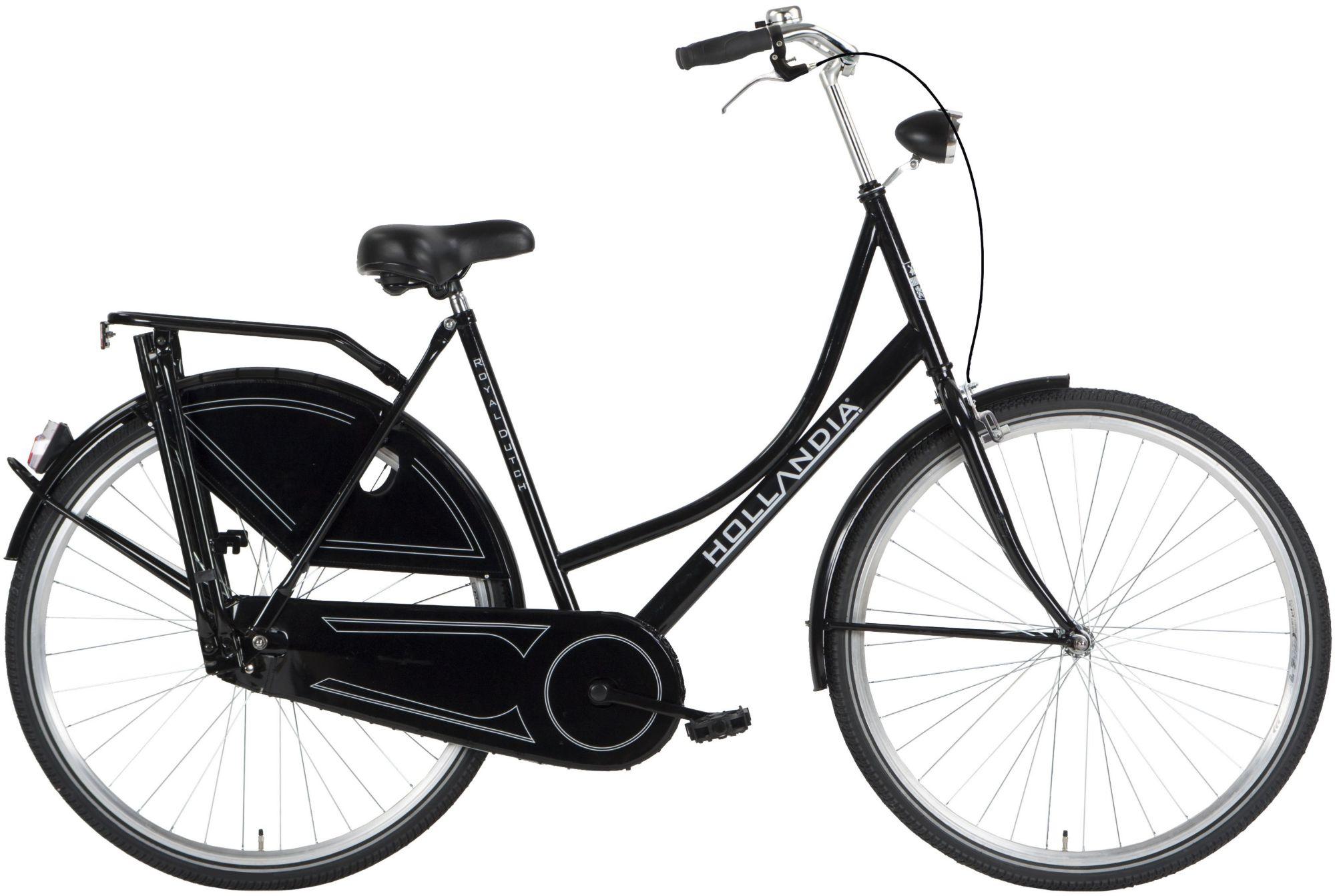 HOLLANDIA Hollandia Damen Citybike, 28 Zoll, Singlespeed, Rücktritt, »Grandma«