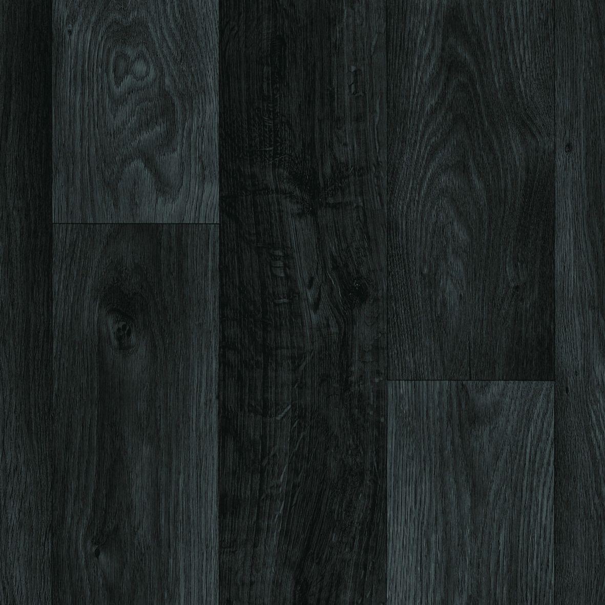 ANDIAMO Andiamo PVC-Boden »Sonic«, Stab-Optik schwarz Nachbildung