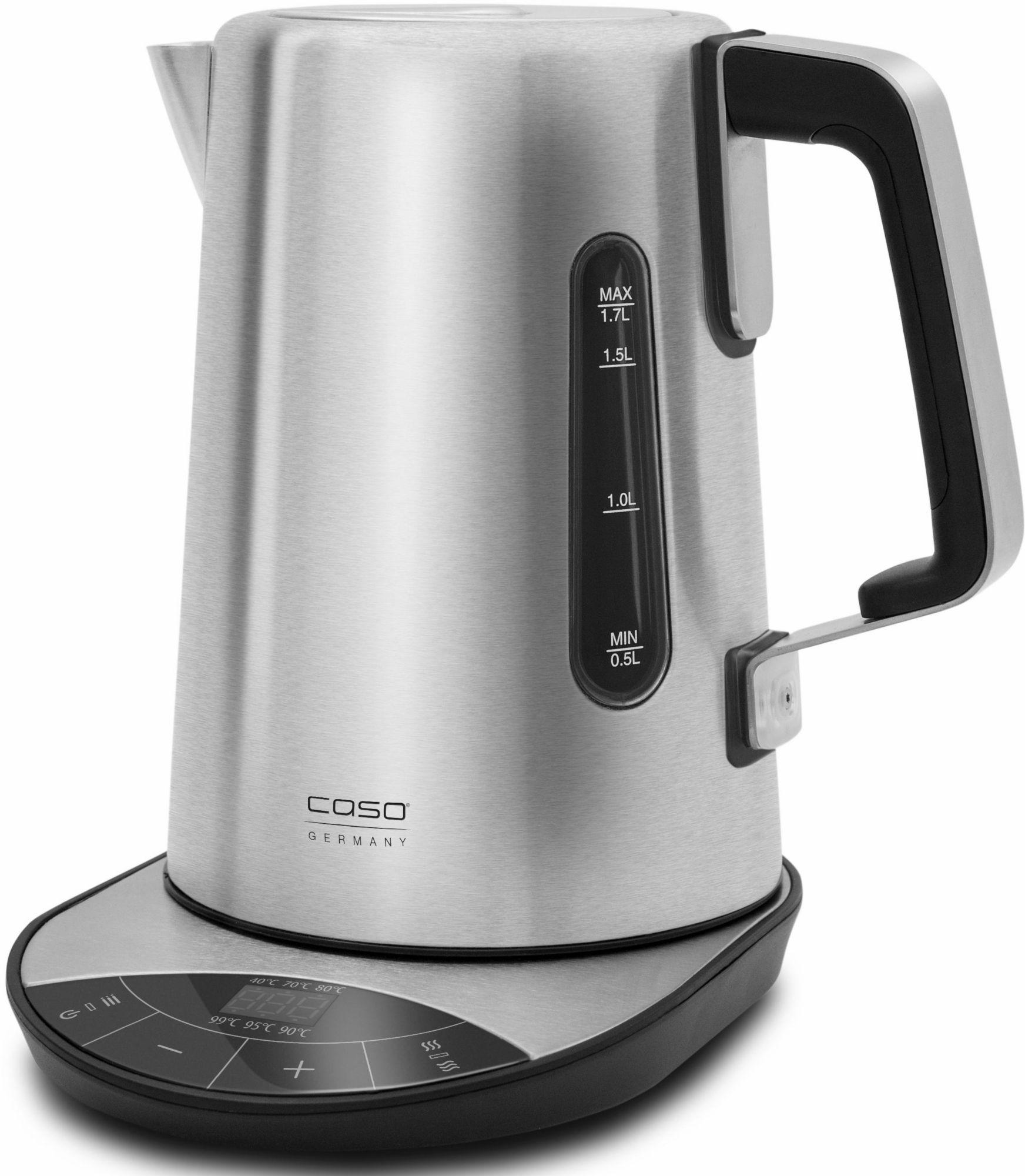 CASO DESIGN CASO Design Wasserkocher CASO WK2500, 1,7 Liter, 2500 Watt