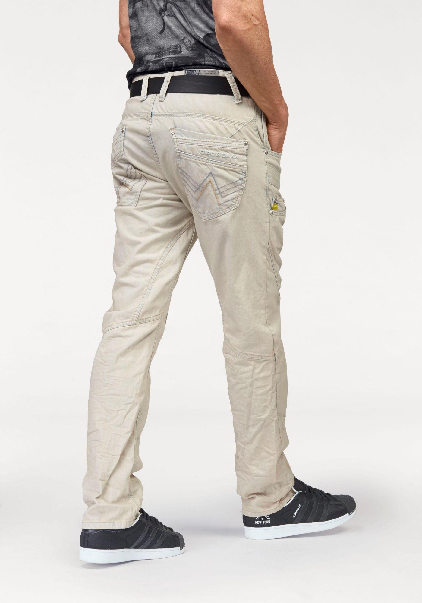 CIPO BAXX Cipo & Baxx Loose-fit-Jeans