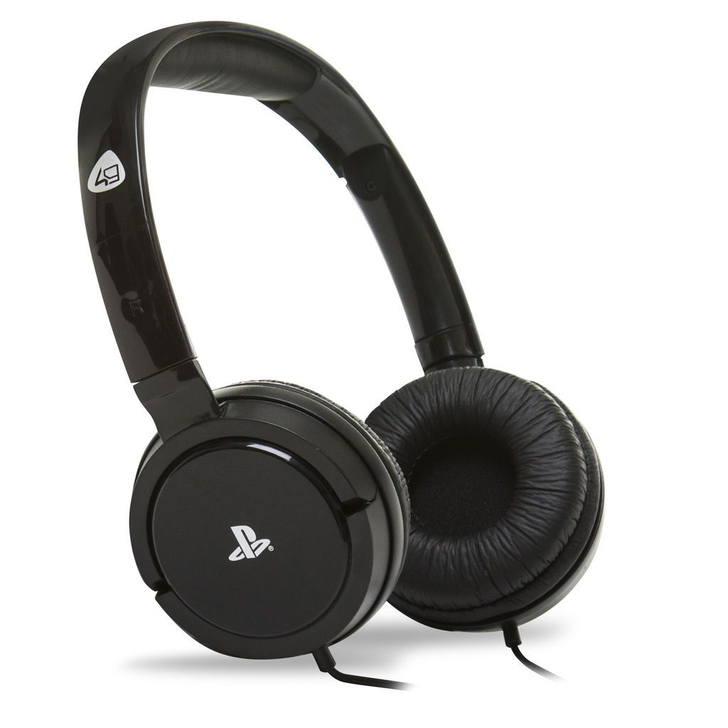 4GAMERS 4Gamers Playstation 4 - Zubehör »PRO4-15 - Stereo Gaming Headset - schwarz«