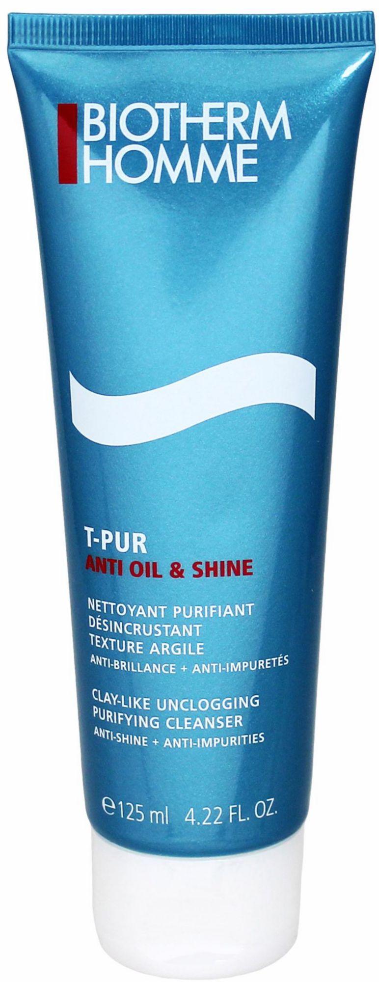 BIOTHERM Biotherm Homme, »T-Pur Anti Oil & Wet«, Klärendes Reinigungsgel