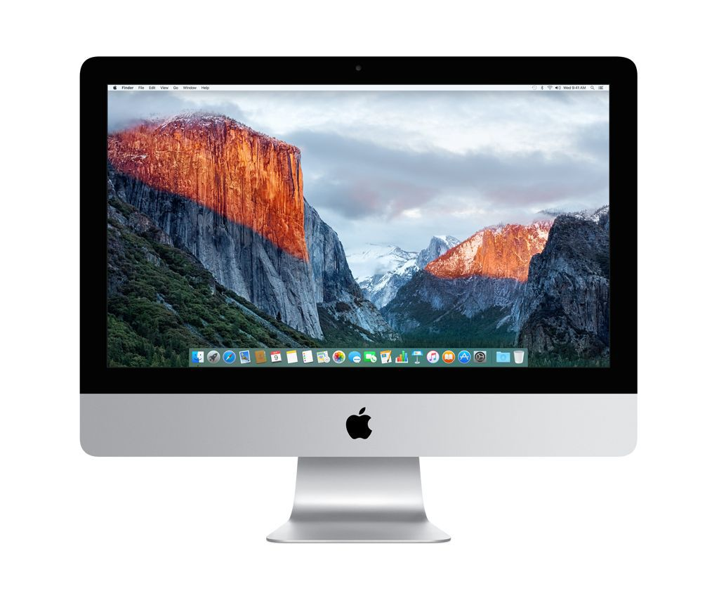 "APPLE  CTO iMac Retina »Intel Core i5, 54,6cm (21,5""""), 256 GB SSD, 16GB«"