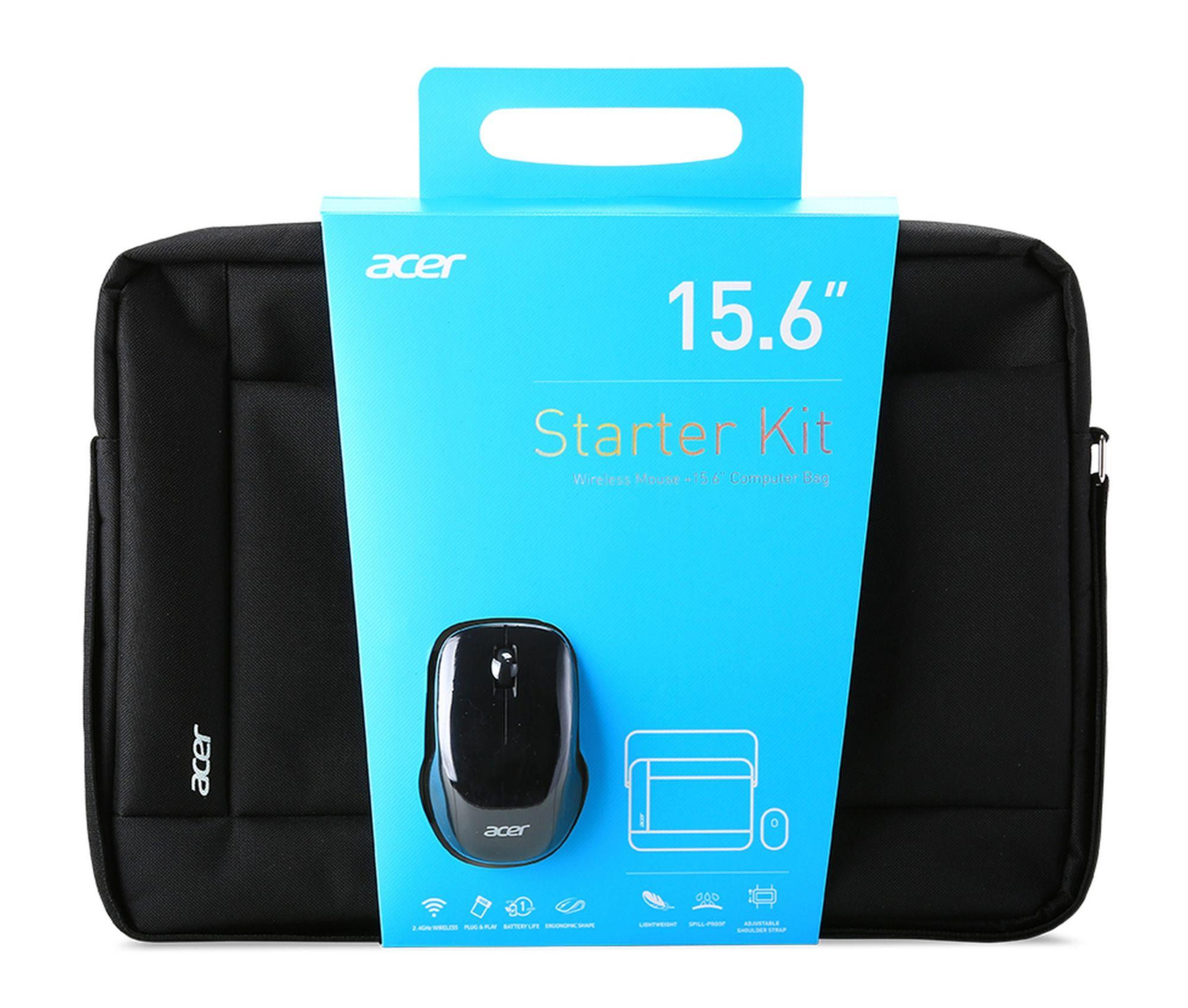 """ACER Acer Notebook Starter Kit """"für 39.62cm / 15.6"""""""" (Belly Band)"""""""
