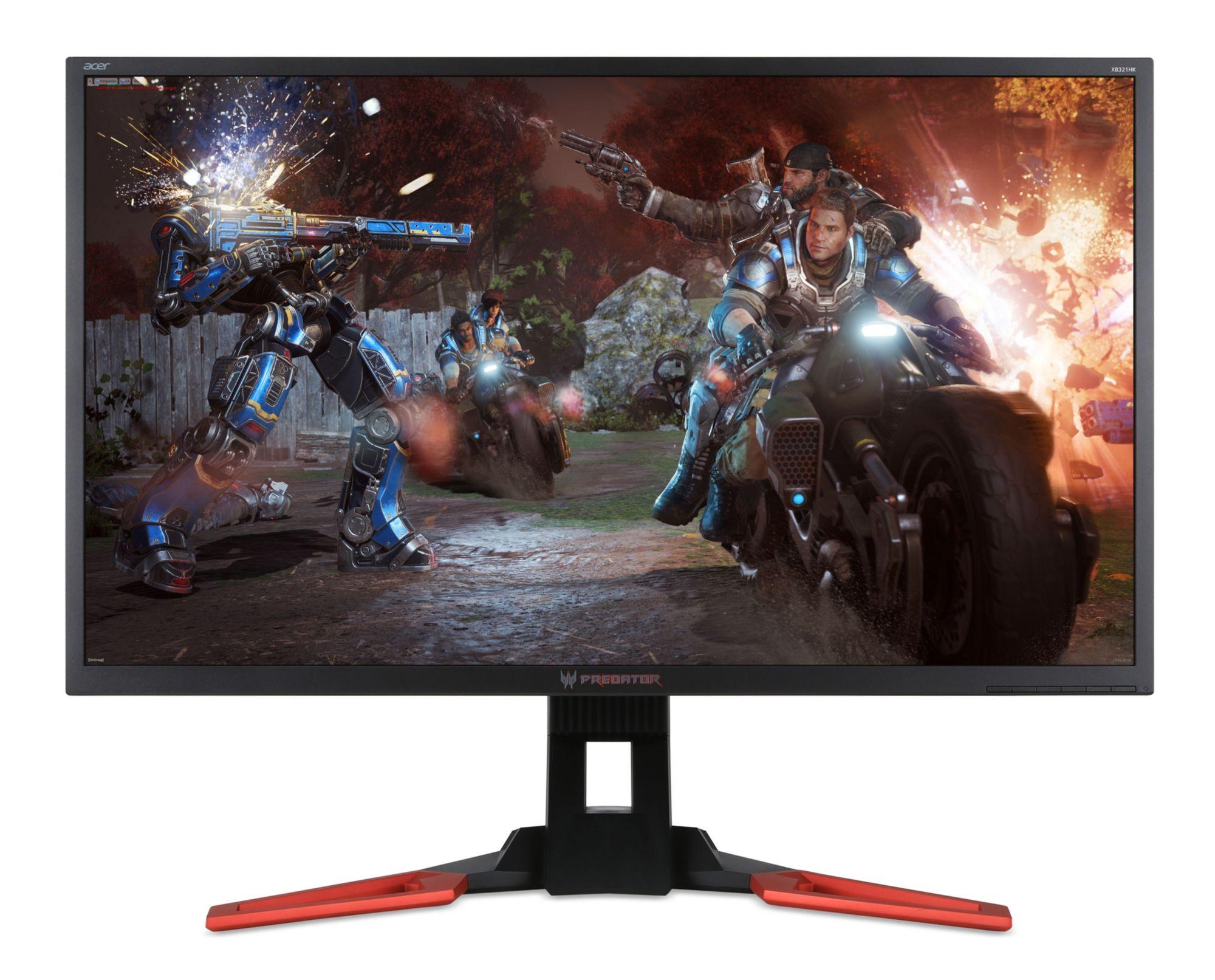 ACER Acer Predator XB321HKbmipkz LED-Monitor, 81 cm (32 Zoll), 3840 x 2160, 16:9