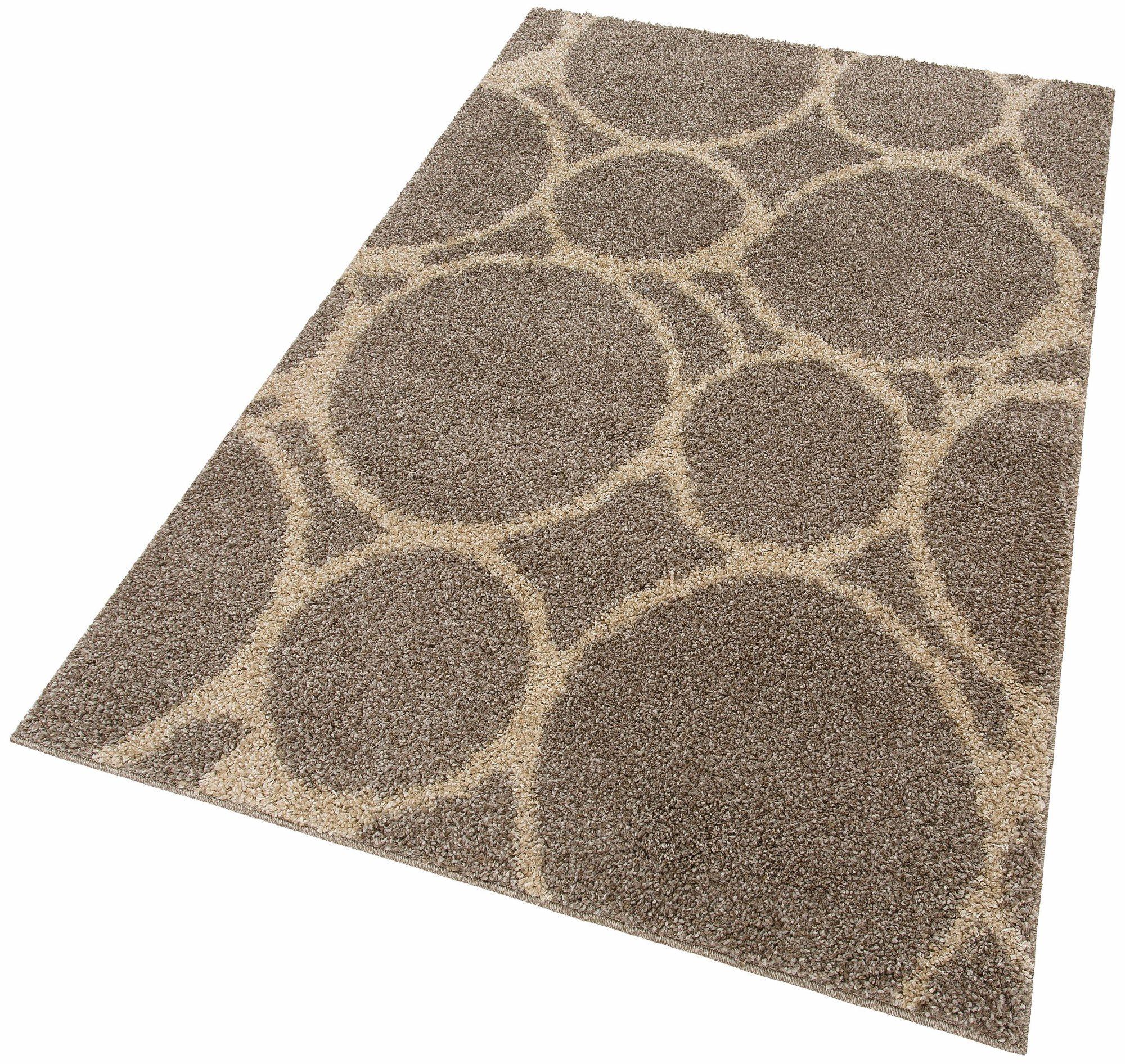HOME AFFAIRE COLLECTION Hochflor-Teppich, Home affaire Collection, »Kaltrina«, Höhe 30 mm, gewebt