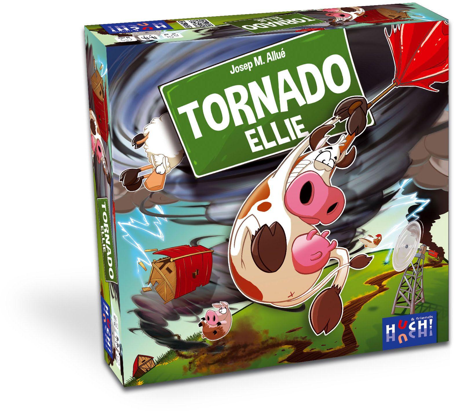 HUCH FRIENDS Huch! & friends Karten und Stapelspiel, »Tornado Ellie«