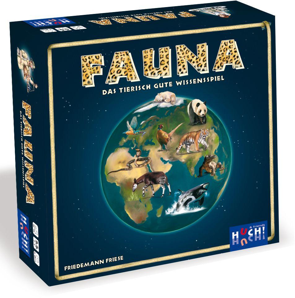HUCH FRIENDS Huch! & friends Brettspiel, »Fauna«