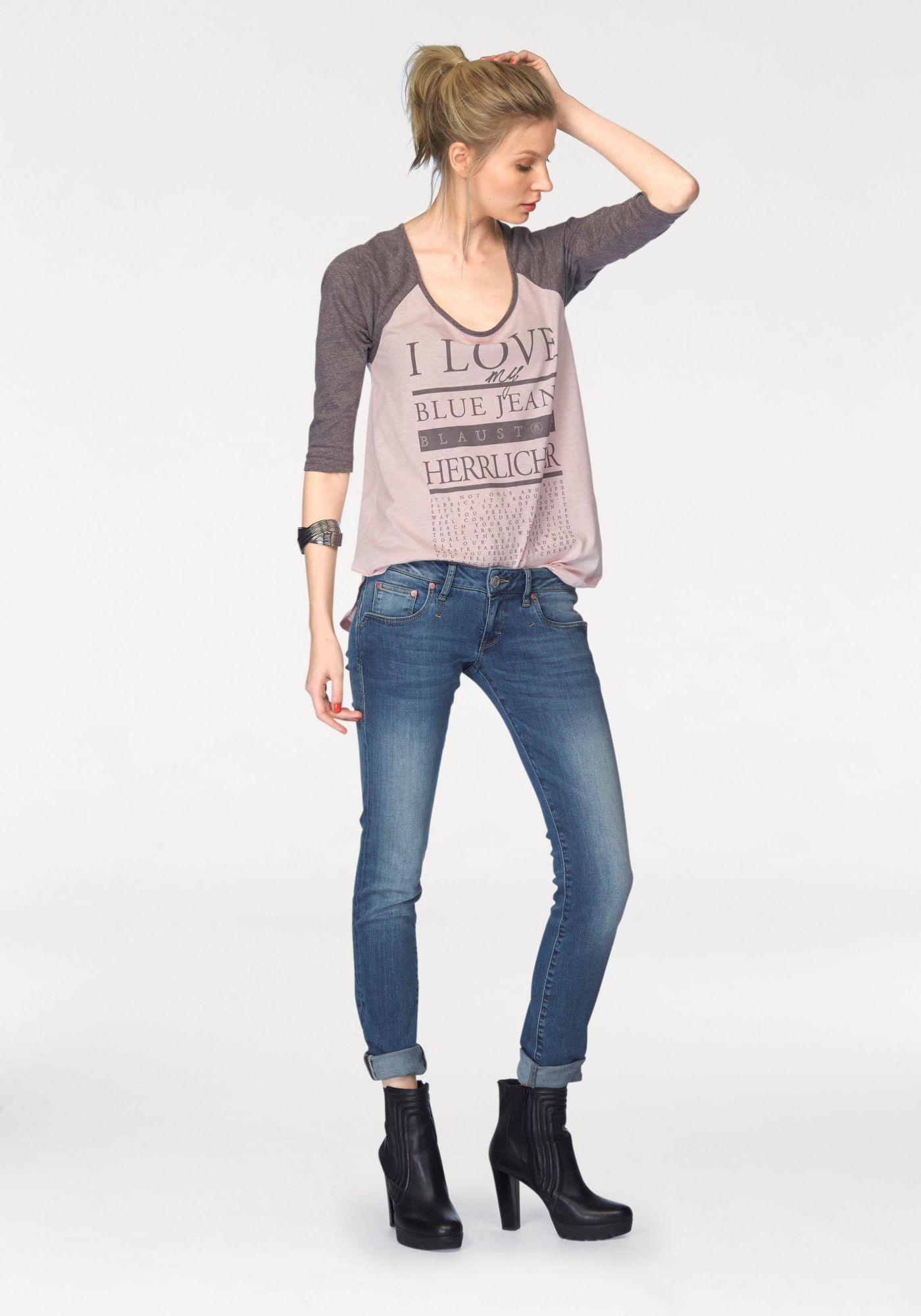 HERRLICHER Herrlicher Slim-fit-Jeans »Pansy«
