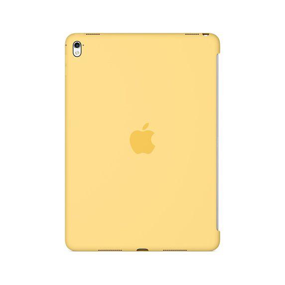 "APPLE Apple Silikon Case für das 9,7"""" iPad Pro »Silikon Case für iPad Pro Gelb«"
