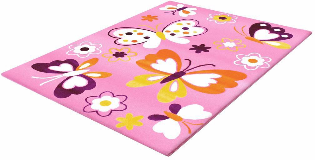 IMPRESSION Kinder-Teppich, Impression, »Bambino 2102«, gewebt