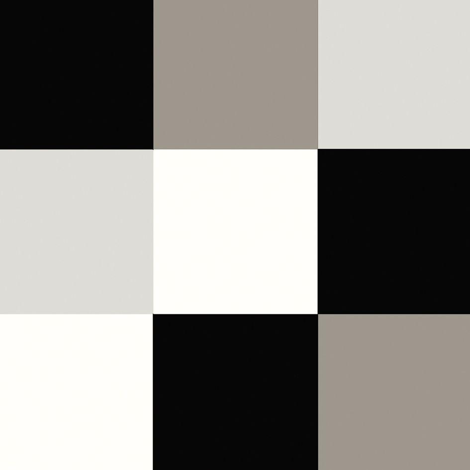ANDIAMO Andiamo PVC-Boden »Genua«, schwarz und grau