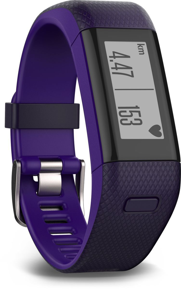 GARMIN Garmin Activity-Tracker »Vivosmart HR+ (regular)«