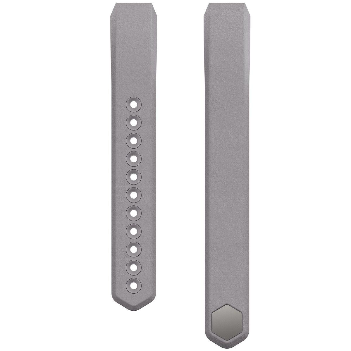 FITBIT fitbit Ersatz-/Wechselarmband »Leder Armband für ALTA in Größe L«
