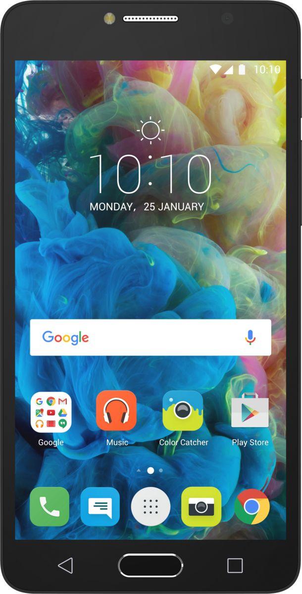 ALCATEL Alcatel POP 4S 5095K 16GB Android dunkel grau
