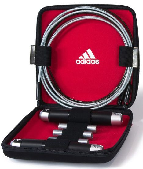 ADIDAS PERFORMANCE adidas Performance Training Springseil, »Skipping Rope with Carry Case«