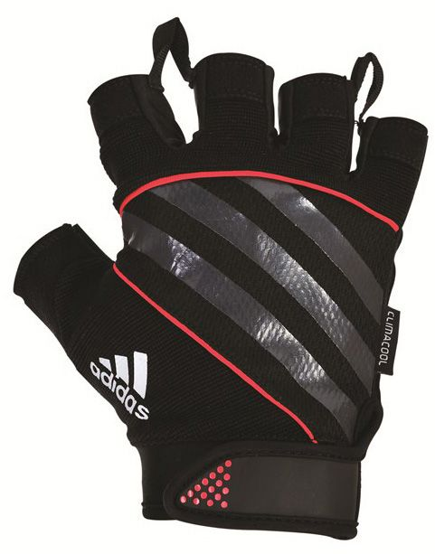 ADIDAS PERFORMANCE adidas Performance Fitness Handschuhe, »Gloves Red«