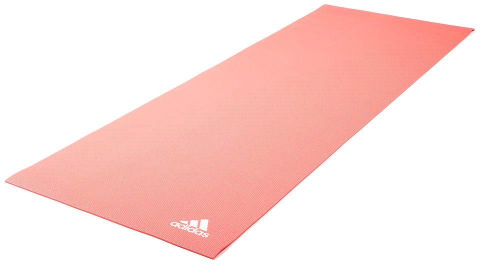 ADIDAS PERFORMANCE adidas Performance Yoga Yogamatte, »Yoga Mat 4 mm Flash Red«