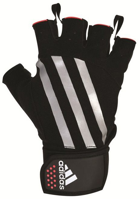 ADIDAS PERFORMANCE adidas Performance Fitness Handschuhe, »Weightlifting Gloves Red«