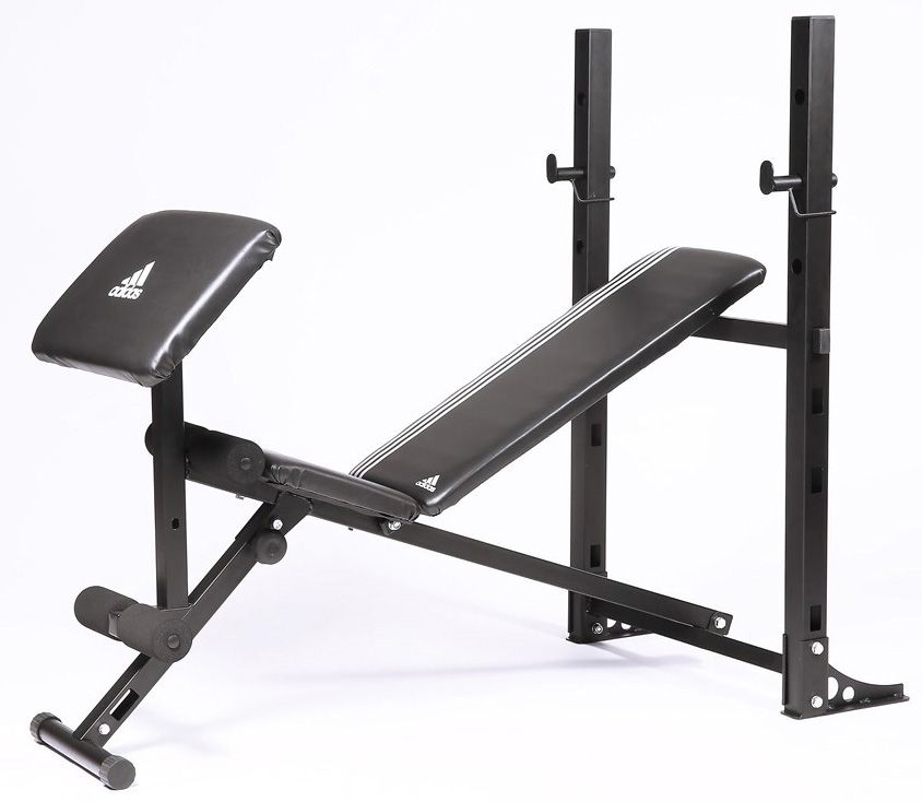 ADIDAS PERFORMANCE adidas Performance Essential Kraftstation, »Pro Multi Purpose Bench«