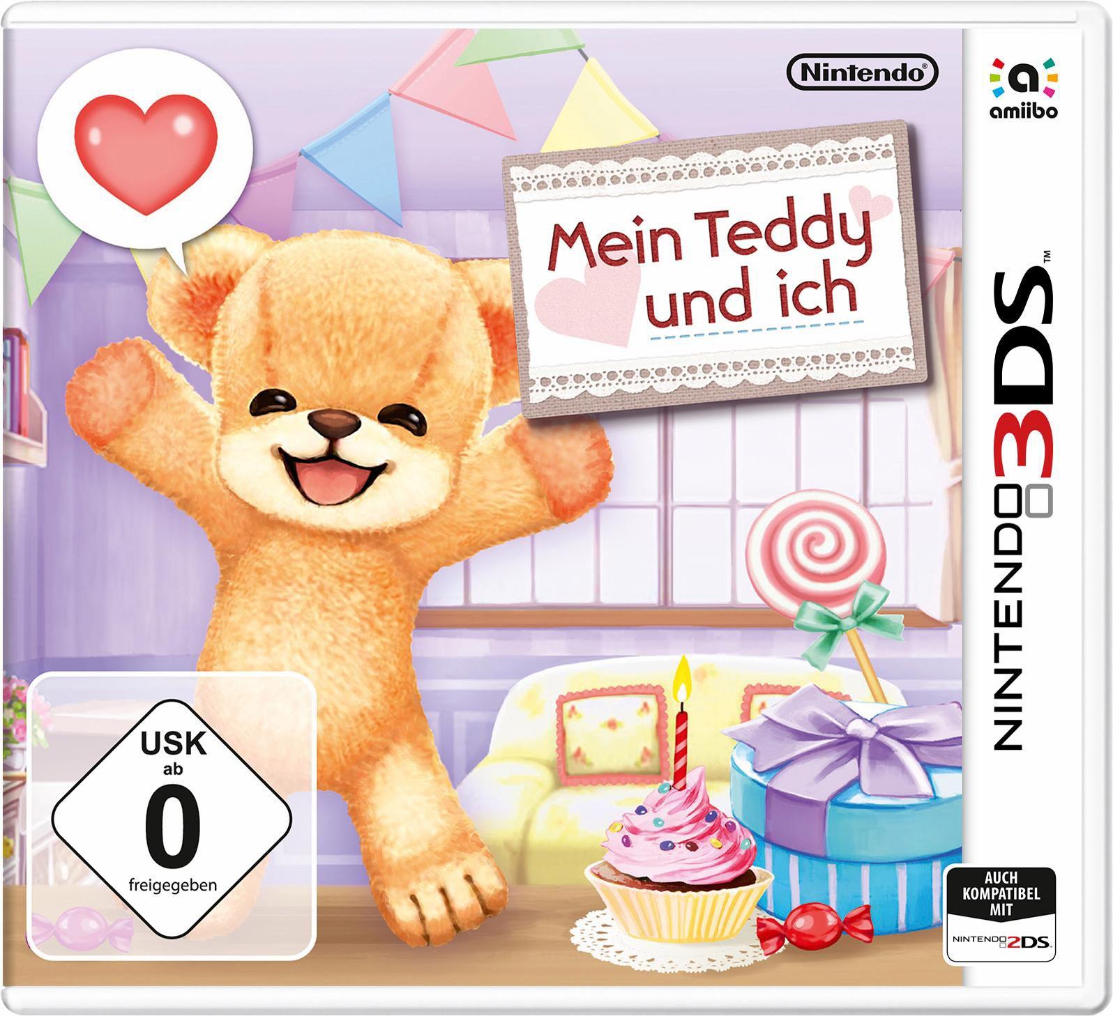 NINTENDO 3DS Mein Teddy und ich Nintendo 3DS