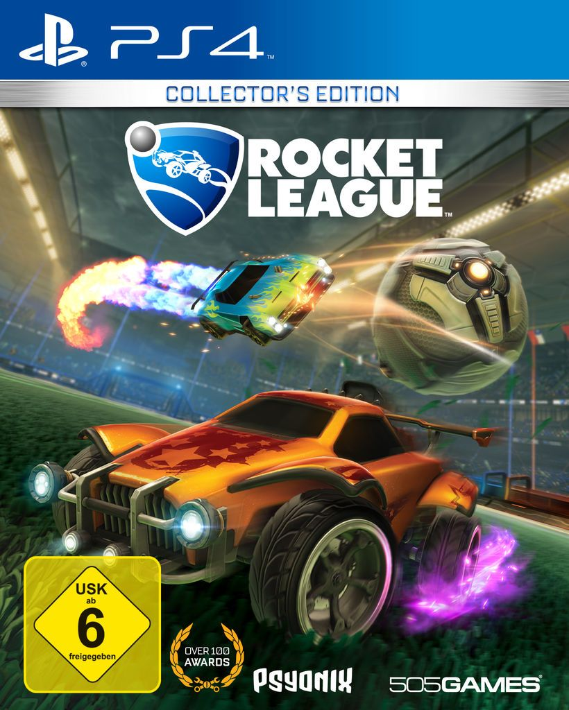 505 GAMES 505 Games Playstation 4 - Spiel »Rocket League Collectors Edition«