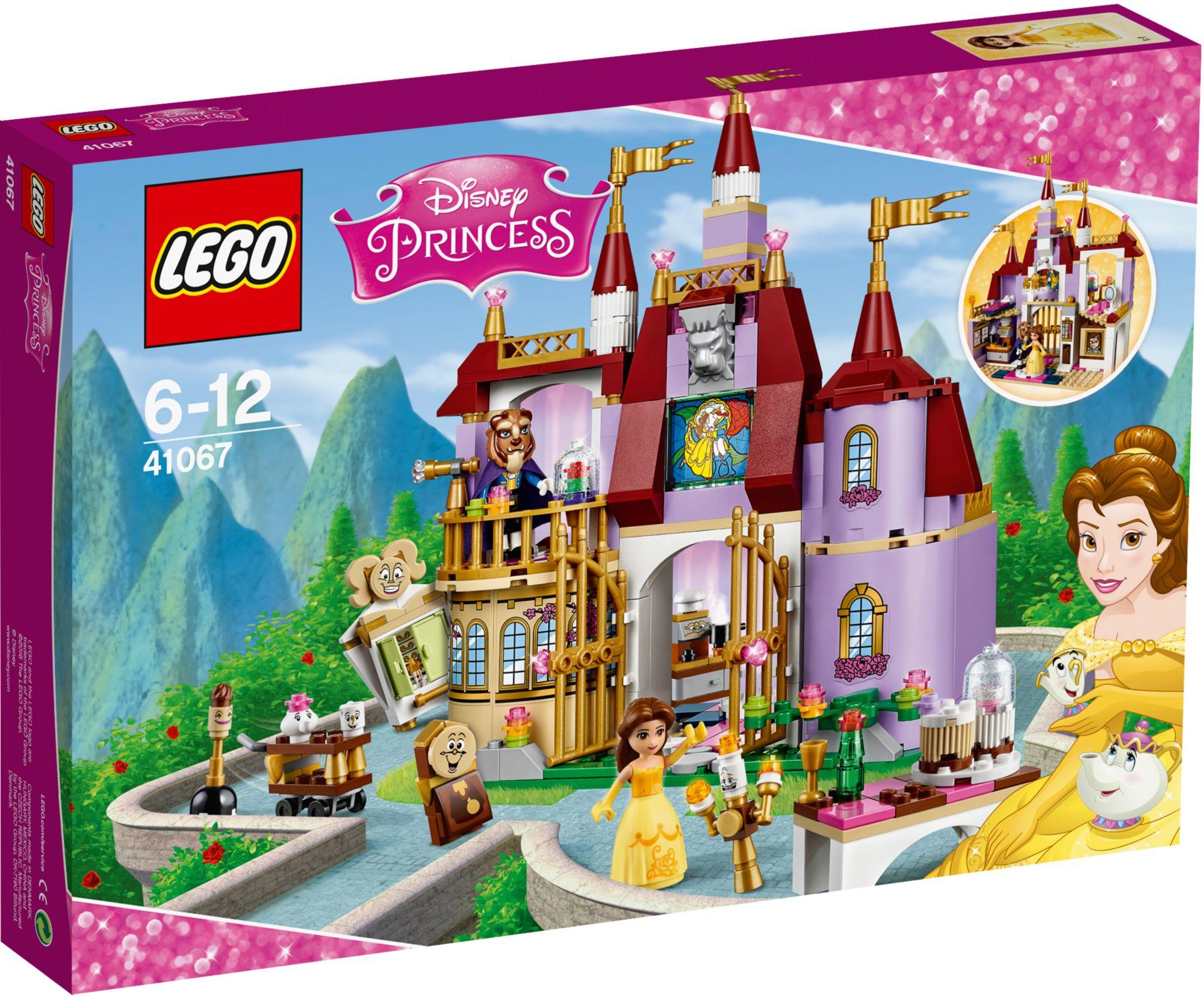LEGO® 41067 Disney Princess Belles bezauberndes Schloss, Konstruktionsspielzeug