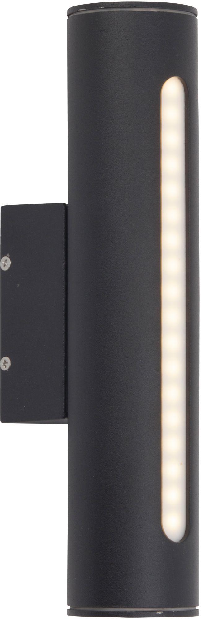 BRILLIANT LEUCHTEN Brilliant LED Außenleuchte, 1 flg., Wandleuchte, »TWIN«