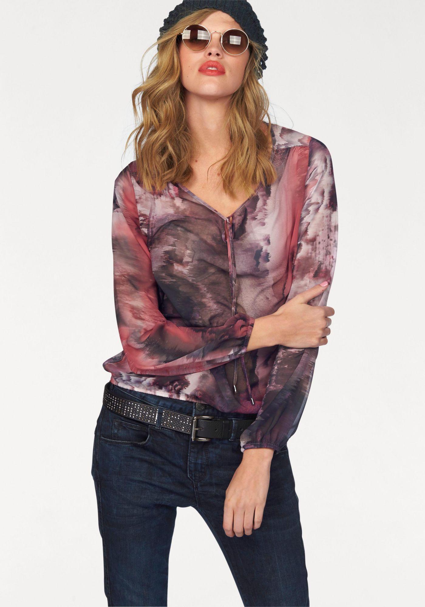 HERRLICHER Herrlicher Shirtbluse »Leana«
