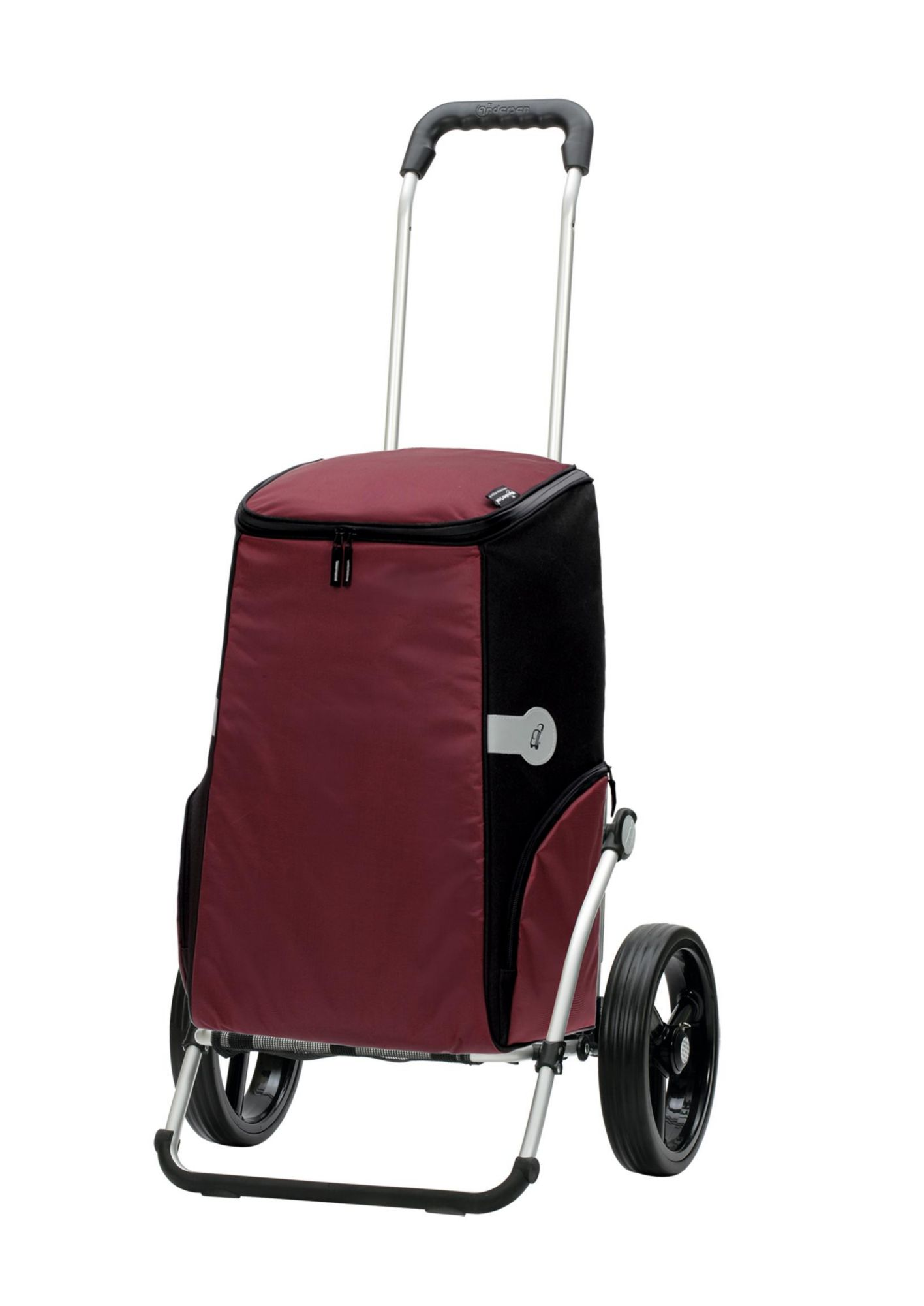 ANDERSEN Andersen Einkauftrolley »Royal Shopper® Haron« mit Alu Fahrgestell