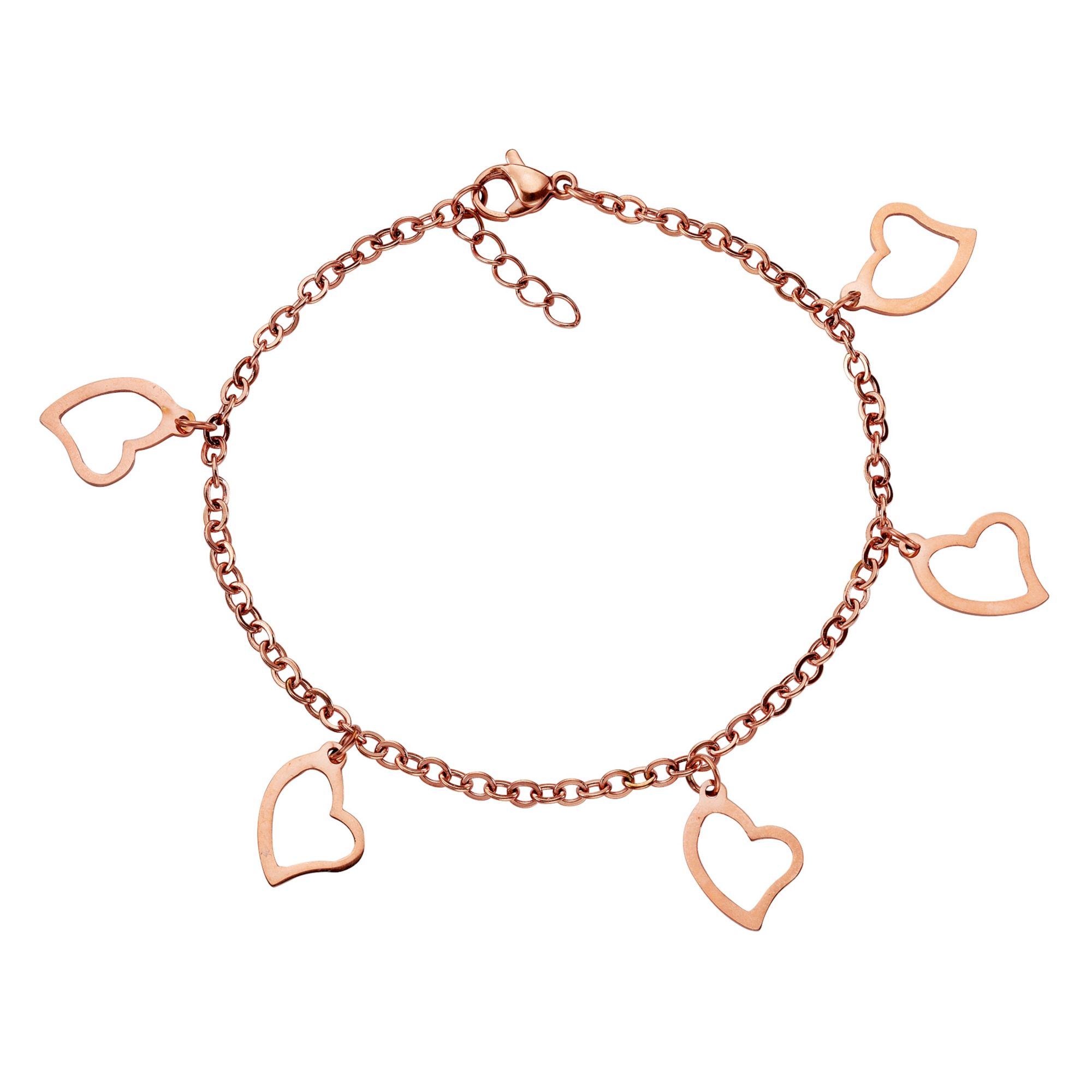 FIRETTI firetti Armband »Herzen«