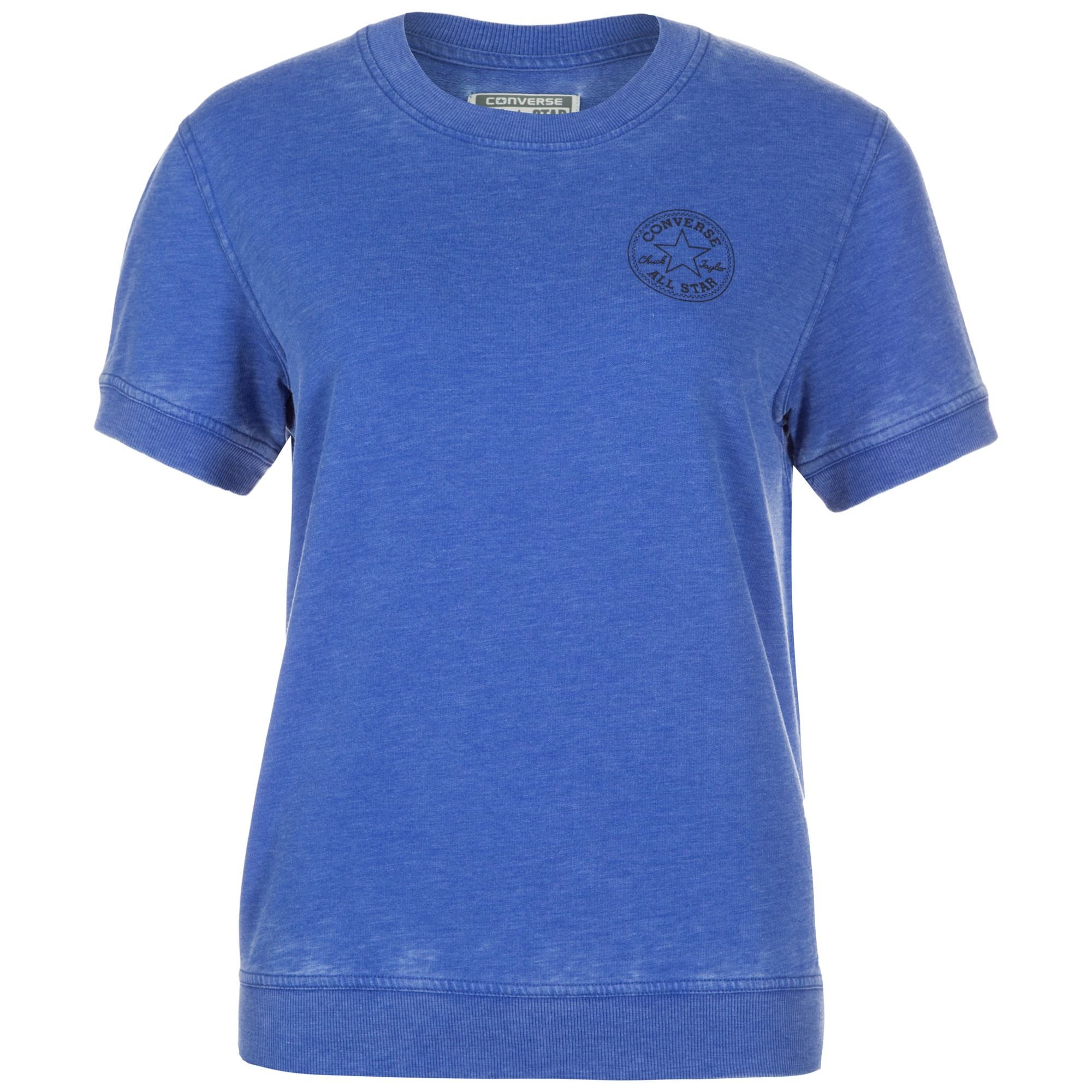 CONVERSE Converse Burnout T-Shirt Damen