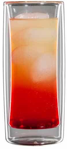 BLOOMIX bloomix Set: Wasserglas, »Kavex« (6tlg.)